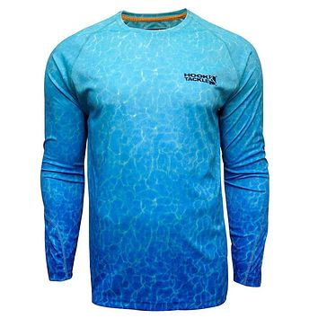 Men's Aquatica L/S UV Fishing Shirt