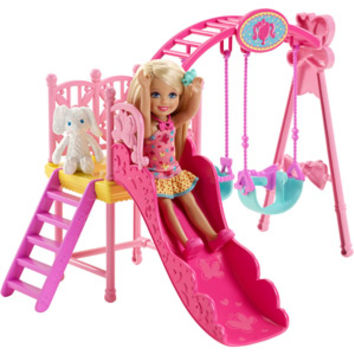 Walmart: Barbie Chelsea Swing Set