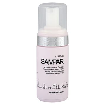 SAMPAR Urban Advance Essentials URBAN EXPRESS MOUSSE - 3.3 oz