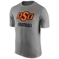 Nike Oklahoma State Cowboys Football Legend Dri-FIT Performance Tee