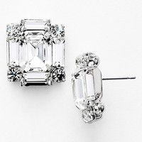 Women's Nordstrom Crystal Stud Earrings