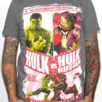 Avengers Age Of Ultron T-Shirt - Versus Mode
