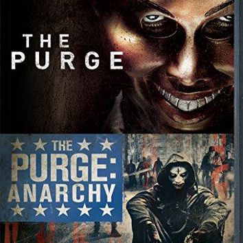 Ethan Hawke & Frank Grillo & James DeMonaco-The Purge / The Purge: Anarchy - Double Feature