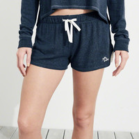 Gilly Hicks Curve Hem Sleep Shorts | Gilly Hicks Sleepwear & Lounge | HollisterCo.com