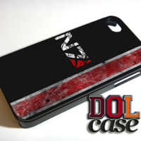 Mass Effect N7 Art iPhone Case Cover|iPhone 4s|iPhone 5s|iPhone 5c|iPhone 6|iPhone 6 Plus|Free Shipping| Delta 521
