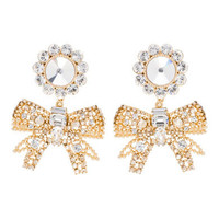 Miu Miu e-store · Jewels · Earrings · Earrings 5AJL09_2ARA_F0022