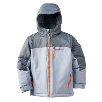 Columbia Outgrown Phantom Slope Jacket - Boys 4-7, Size: