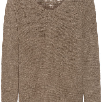 The Elder Statesman - Flaco cashmere sweater