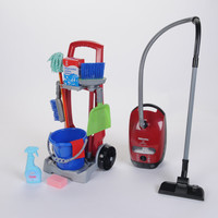 Theo Klein Cleaning Trolley/Miele Vacuum Combo