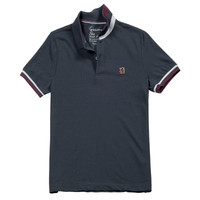 Giordano Online | Men Cotton SS Performance Care Tipping Polo