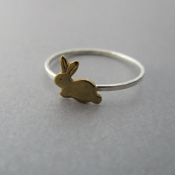 The ultimate cuteness ring by junedesigns on Etsy