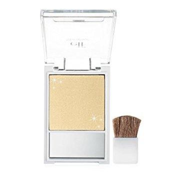 E.l.f. Shimmer With Brush, Gold, 0.21 Ounce