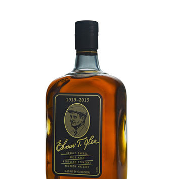 Elmer T. Lee 'Commemorative Bottle' Single Barrel Bourbon