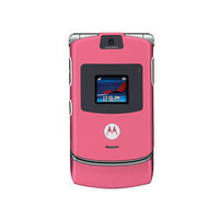 Pink Razr [my cell phone]