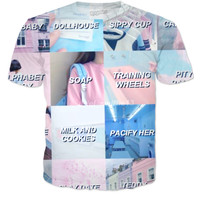 Melanie Martinez Cry Baby Album Tee-shirt