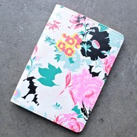 ban.do the getaway florabunda - passport holder