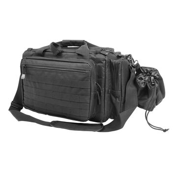Competition Range Bag to Keep Your Magazines Organized - Black