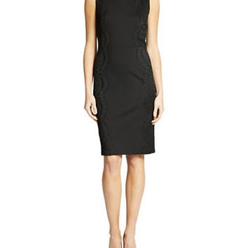 Nydj Sleeveless Sheath