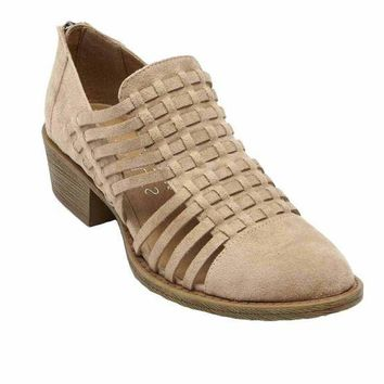 MDIGYW3 Coconuts by Matisse Woody Natural Woven Shoes