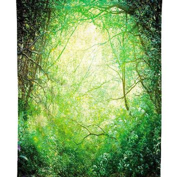 Special Place Enchanted Forest Tapestry
