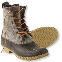 Women's Bean Boots by L.L.Bean and reg;, 8 and quot; Felt: Women's | Free Shipping at L.L.Bean