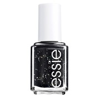 essie Encrusted Treasures Nail Polish - Belugaria (Black)