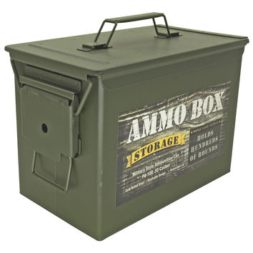 Oversized Ammo Box