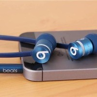 Beats URBEATS 2.0 Earphone Suitable for all ages Bass magic phone line noise reduction earplugs    Blue