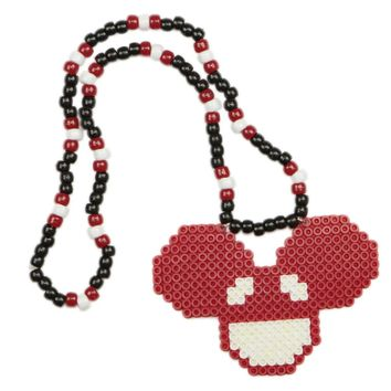Deadmaus Deadmau5 Kandi Necklace