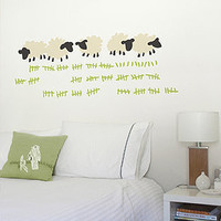 The Insomnia Re-Stik Wall Decal