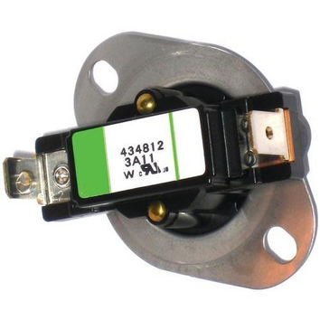 NAPCO DC47-00018A Dryer Thermostat (Samsung(R) DC47-00018A)