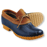 Women's Rubber Moc: Winter Boots | Free Shipping at L.L.Bean