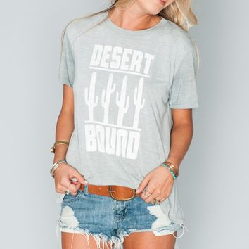 Coalson Tee ~ Desert Bound Graphic