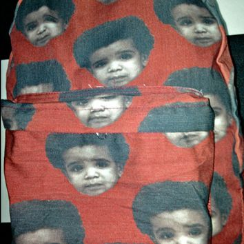 SWEET LORD O'MIGHTY! BABY DRAKE BACKPACK