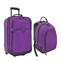 Carry On Luggage at Brookstone. Shop now!