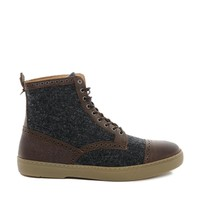 Fred Perry Laurel Wreath Beatty Camo Chukka Boots at asos.com