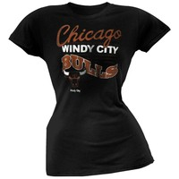 Chicago Bulls - Windy City Juniors T-Shirt