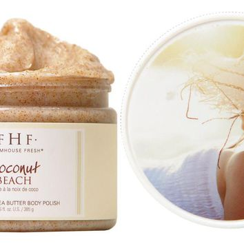 Coconut Beach Body Scrub by Farmhouse Fresh