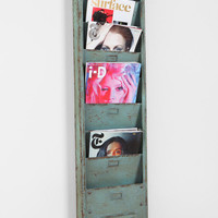 Industrial Magazine Rack