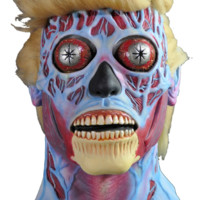 They Live Alien Donald Trump Limited Edition Halloween Mask