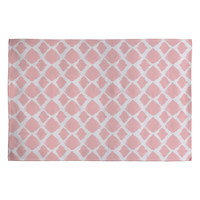 Allyson Johnson Blushed iKat Woven Rug