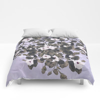 Magnolia Spring Comforters by anipani