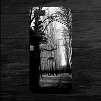 Shadows of Sadness iPhone 4 and 5 Case