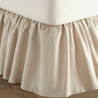 King Abigail Dust Skirt - Austin Horn Collection