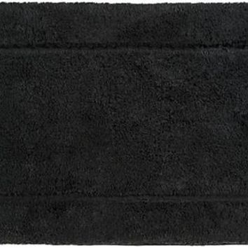 Sale! Classic Egyptian Bath Rug | Black