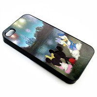 Mickey and Minnie, DOnald and Dasiy Love | iPhone 4/4s 5 5s 5c 6 6+ Case | Samsung Galaxy s3 s4 s5 s6 Case |