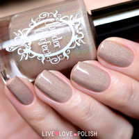 Powder Perfect Woodcutter Nail Polish (Hardwicke Collection)