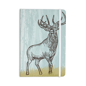 "Sam Posnick ""Elk Scene"" Everything Notebook"