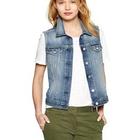 Gap Women 1969 Denim Vest