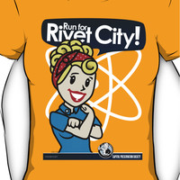 Rivet City Run Women's T-Shirt
